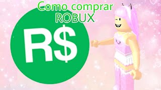 HOW TO BUY ROBUX NO ROBLOX!