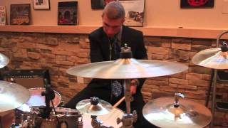 Living Colour - Cult of Personality drum cover with class!