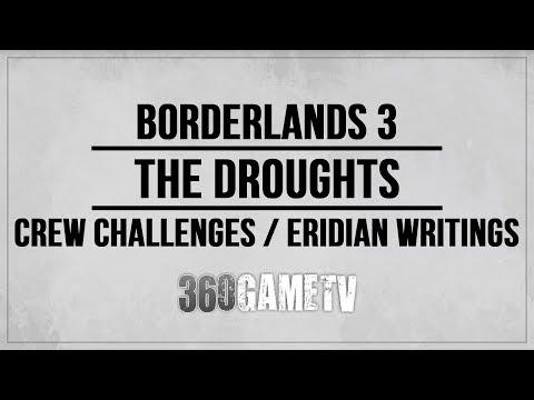 Borderlands 3 klippe des aufstiegs verschlossene tür