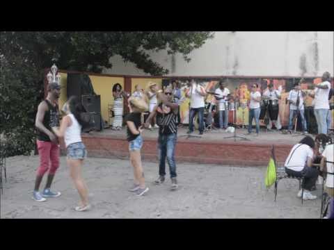 Salsa con Yunesky en Trinidad Cuba 2017