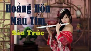 Hoàng Hôn Màu Tím - Cover Sáo Trúc