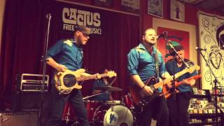 Knights Of The Fire Kingdom - Live at Cactus Music