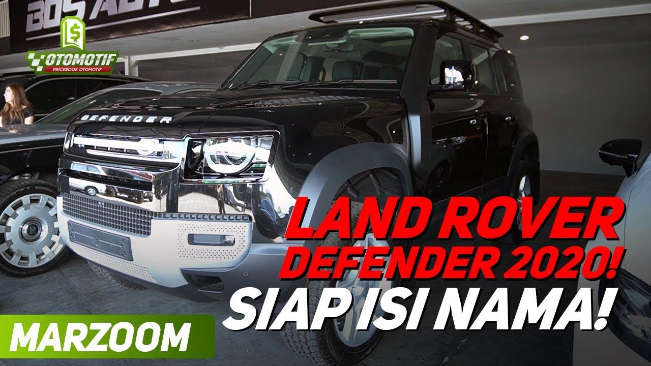 Marzoom 56 Cek Harga Mobil Premium Bekas Dapet Land Rover Defender Terbaru Youtube