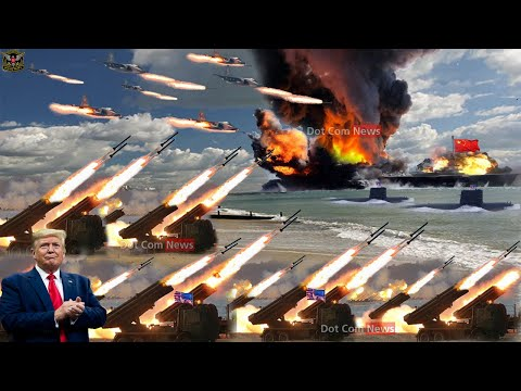Fight Begins (oct 26 2020):US Navy Deploys Killer Missiles to destroy China Base in South China Sea
