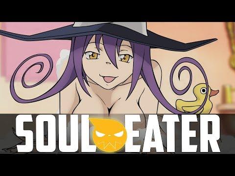 САМОЕ СТИЛЬНОЕ АНИМЕ - Пожиратель Душ! ТОП обзор аниме Soul Eater [Metalrus]