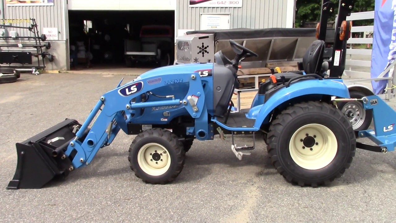 New Machines – The Tractor Place of NH,LLC