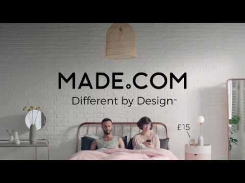 MADE.COM TV advert Autumn Winter 2018