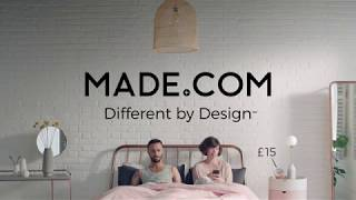 MADE.COM TV advert