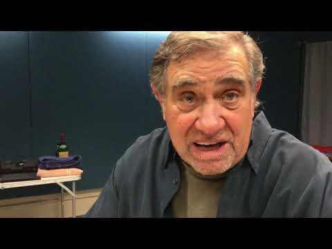 Dan Lauria The Stone Witch, Writing Children's Books, Golf and Helping Kids