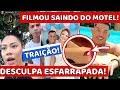 CANTOR FAMOSO PEGOU A MULHER COM OUTRO E DEU BARRACO!
