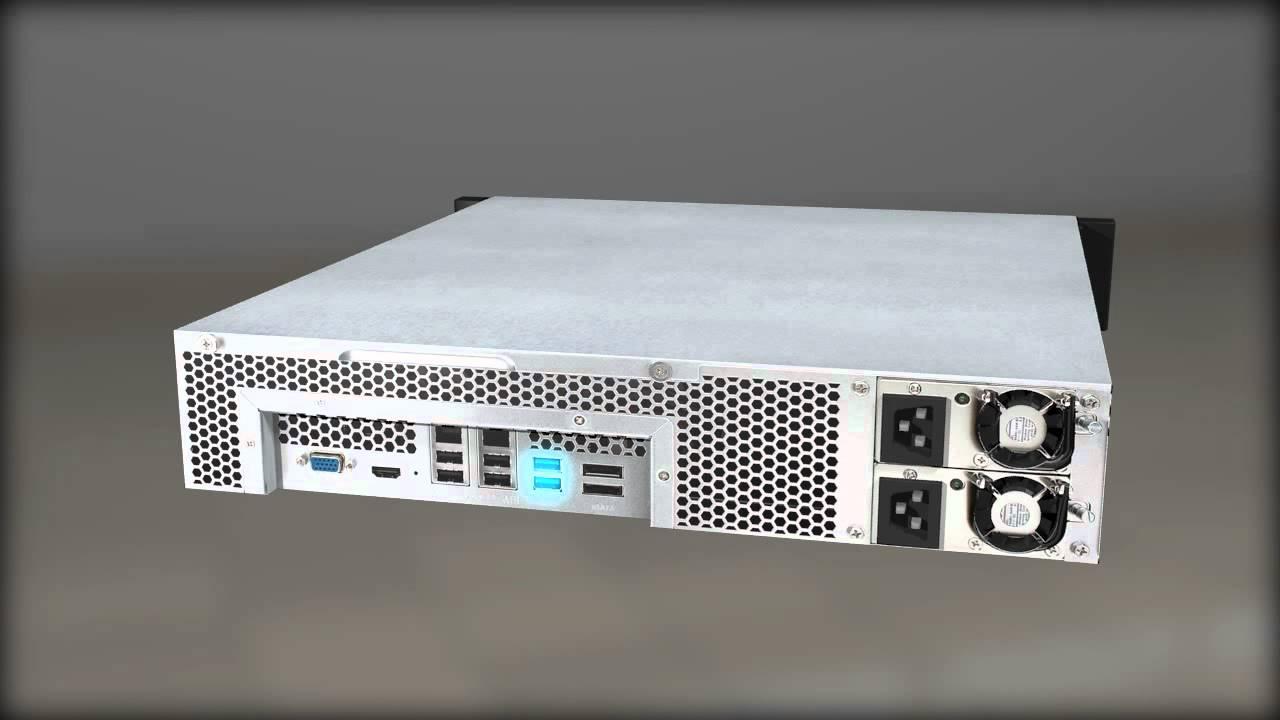 QNAP TS-EC879U-RP TurboNAS QTS Driver for Windows Mac