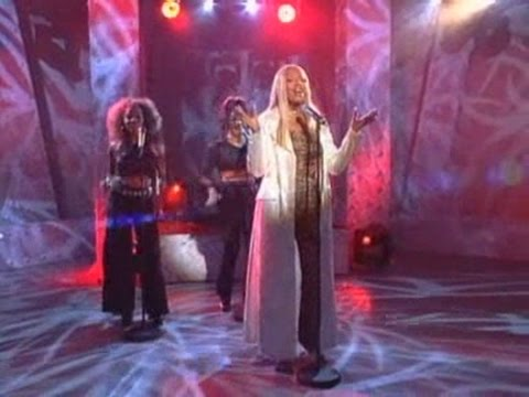 Melanie Thornton / Passion Fruit News Footage - SRF / SF DRS Tagesschau from November 25th, 2001