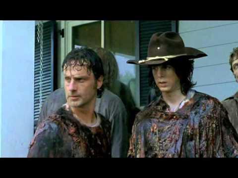 The Walking Dead - Season 6 OST - 6.08 - Mid-season finale Ending Sountrack