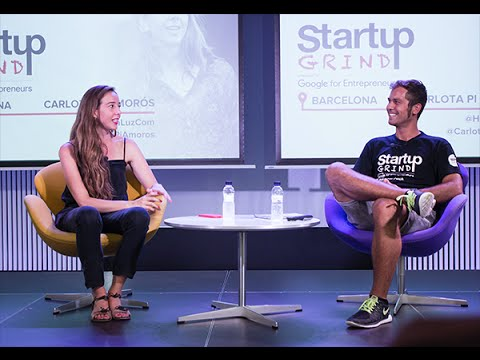 Startup Grind Barcelona hosts Carlota Pi (HolaLuz)