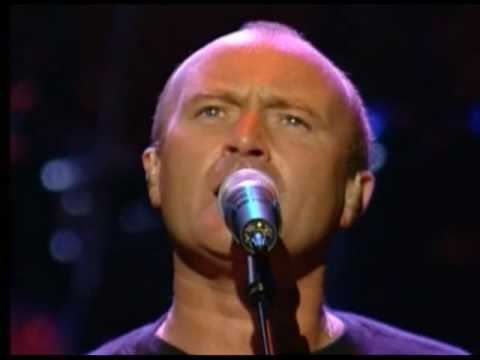 Phil Collins  -  Take me home    live