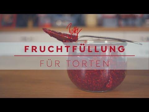 Fruchtfüllung für Torten | Betty´s Sugar Dreams