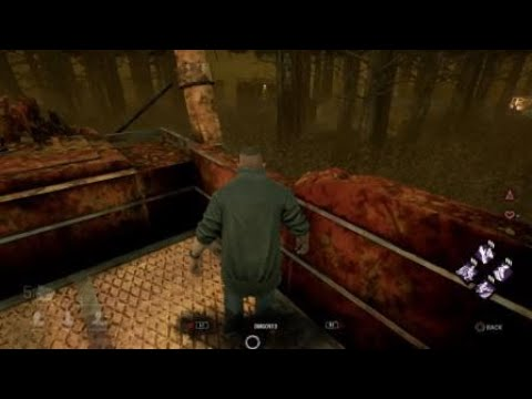 Mean Garfield Dead By Daylight Clip Youtube