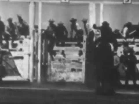 Rare Footage From First Ever Calgary Stampede In 1923
