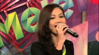 Repeat youtube video MeleTOP - Daiyan Trisha 'Kerana Kau' [29.04.2014] (Persembahan LIVE)