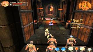 Dungeon & Dragons: DaggerDale (PC) Gameplay