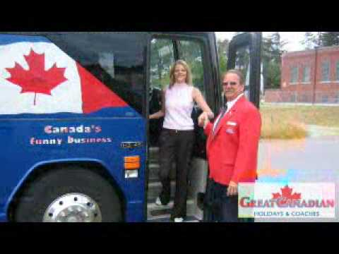 Great Canadian Holidays -