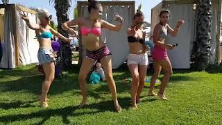 Краски – Девочка Танцует(танцы - шманцы)