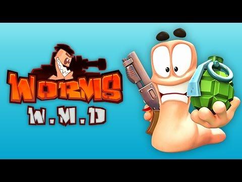 DON'T MESS WITH TEDDY BEAR! | Worms W.M.D. (ft. H2O Delirious, Cartoonz, Ohm & Gorillaphent)