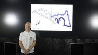 COTA F1 Circuit Guide with Valtteri Bottas & PETRONAS