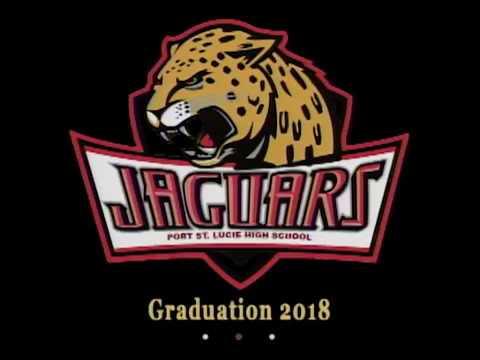 Port St. Lucie High School 2018 Graduation