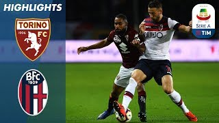Torino 2-3 Bologna | Two late Red Card's in Bologna Victory | Serie A