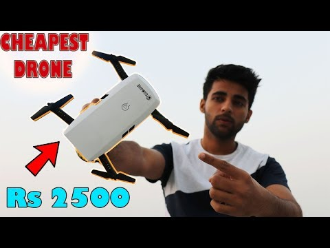 Best camera drone under Rs 2500 in India || Unboxing + review