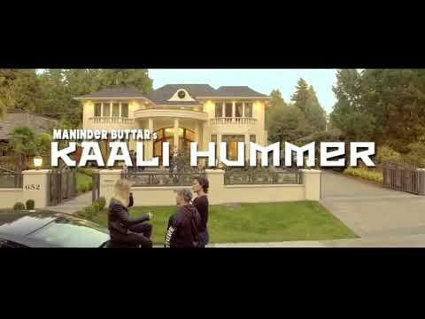 Kaali Hummer full HD video song (official video) Maninder Buttar Happy Raikoti Sukh Sanghera music