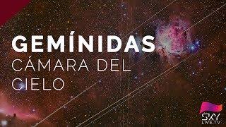 Gemínidas 2017 - Cámara del cielo