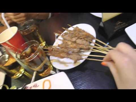 Vlog du dimanche : Manger à Beijing!