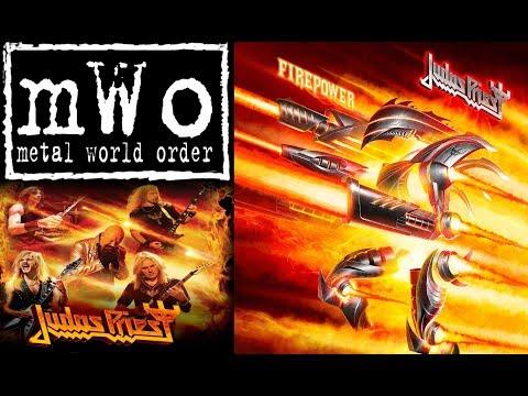 Metal World Order: Judas Priest - Firepower Review