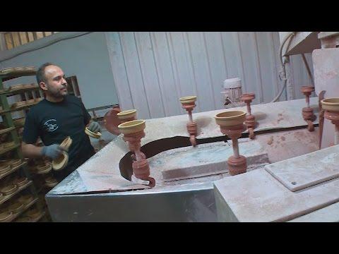 La nica f brica de cer mica de madrid se encuentra en for Fabrica de ceramica