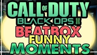 reggae beatboxing beatbox funny moments 23 black ops 2
