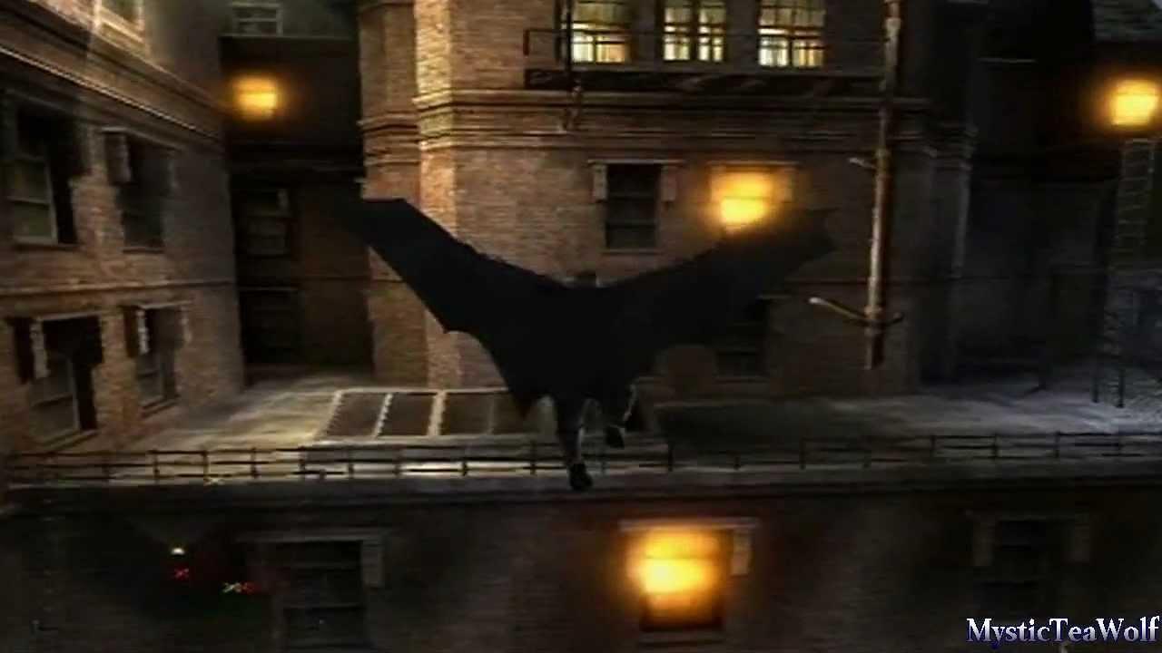 Batman Begins | [PS2] | Part 15 - YouTube