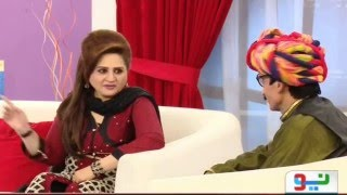 Sawa Teen 15 April 2016 - Asma Abbas ( Tv Actress ) Part 1