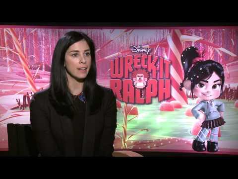 Wreck It Ralph Cast Interview - JinnyboyTV