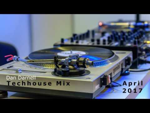 Techhouse-Mix April 2017