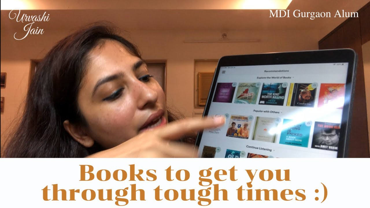 8 Books to make you Happy, Courageous and Successful | They altered my life! ~ MDI Gurgaon Alum
