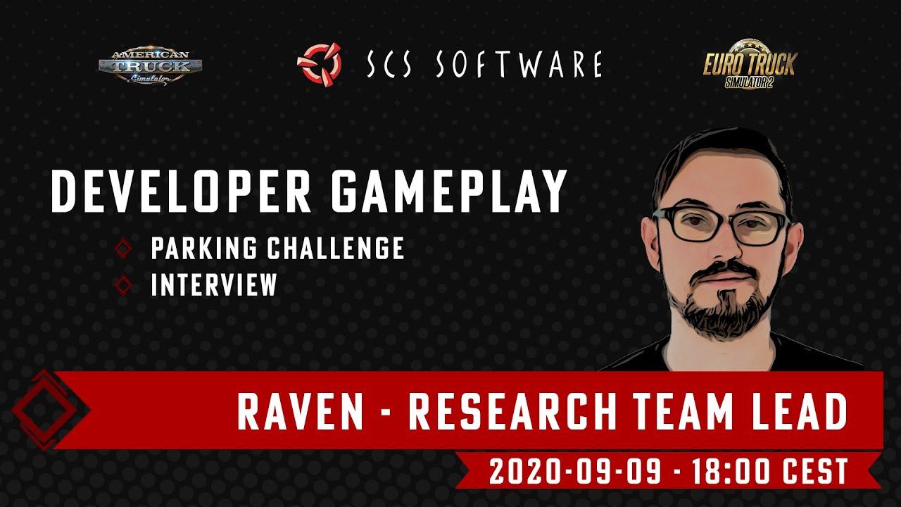 Developer Gameplay/Interview Stream #4 - Raven (Research Team Lead)