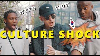 Culture Shock In Korea [Seoul hunters]