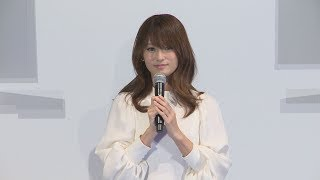 新4K8K衛星放送をPR 深田恭子さん登場 深田恭子 検索動画 17