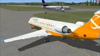 Microsoft Flight Simulator X [Mein Trainingsflug nach Glasgow][German][PC]