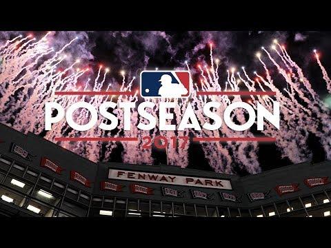The Boston Red Sox 2017 Postseason