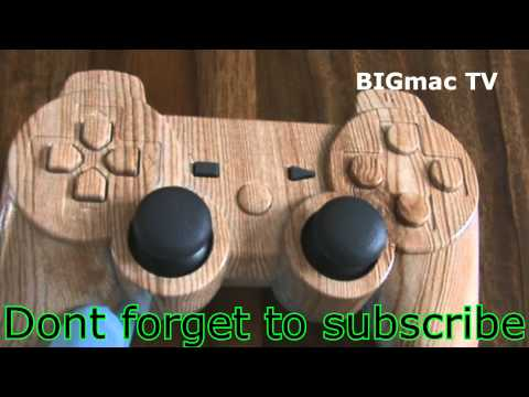 Wooden Controller BIGmac TV.