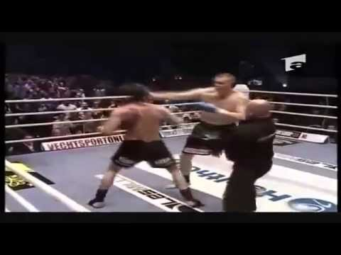 The Best Of Badr Hari Maroc