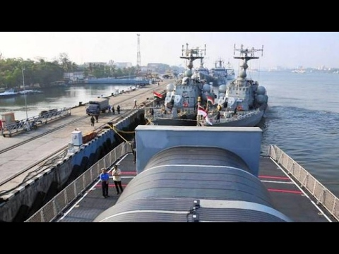 First time in India, Solar panels electrify war ship INS Sarvekshak